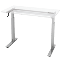 ESI Q Crank Table Base 24L Table
