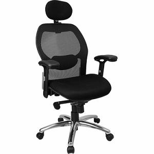 Flash Furniture Headrest Mesh Chair Review