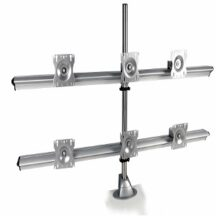 Symmetry Allure 3 Over 3 Beam Monitor Arm