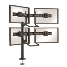 Symmetry Apex K4 2x2 Grommet Mounted Array Monitor Arm