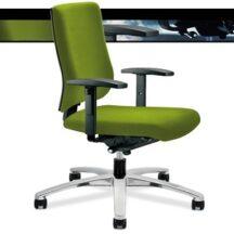 Dauphin Adjust Swivel Chair