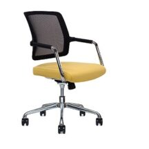 Dauphin Logan Swivel Chair