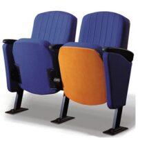 Dauphin Mezzo Installed Chair