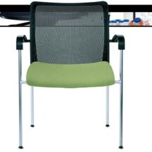 Dauphin Open-End Side Chair