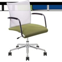 Dauphin Visita Swivel Chair