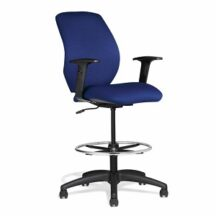 Allseating Chiroform Ultra Stool Midback Chair