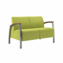 Allseating Foster Lounge Double Chair