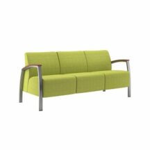 Allseating Foster Lounge Triple Chair