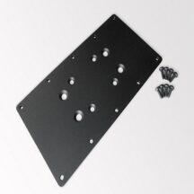 Ergo Desktop 100 X 200mm Vesa Mount Adapter Plate