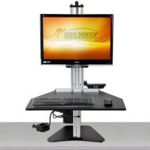 Ergo Desktop Electric Kangaroo Pro Electrical Adjustable Height Desks
