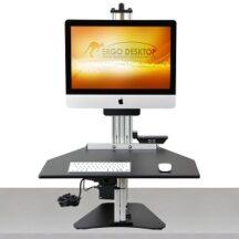 Ergo Desktop Electric Mymac Kangaroo Pro Electrical Adjustable Height Desks