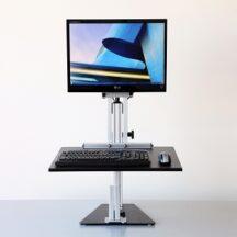 Ergo Desktop Kangaroo Pro Junior Single Monitor