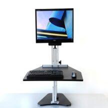 Ergo Desktop Kangaroo Pro Laptop and Monitor