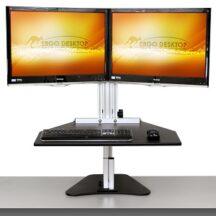 Ergo Desktop Wallaroo Elite Dual Monitors