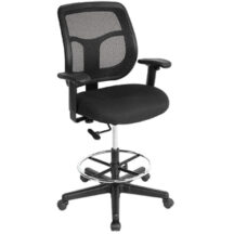 Eurotech Apollo Drafting Chair