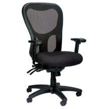 Eurotech Apollo High Back Multi-function w Seat Slider Chair