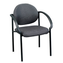 Eurotech Dakota Curved Arms Chair