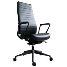 Eurotech Frasso High Back Leather Chair