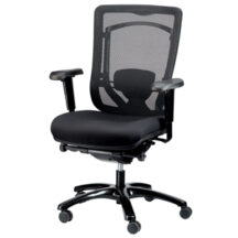 Eurotech Monterey Mesh and Fabric Chair