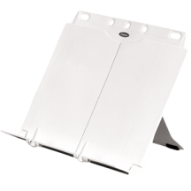Fellowes Booklift Copyholder - Letter Platinum