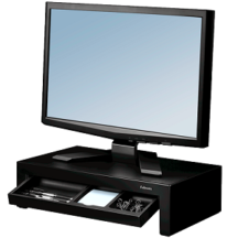 Fellowes Designer Suites Monitor Riser