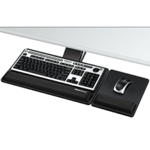 Fellowes Designer Suites Premium Keyboard Tray