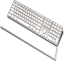 Fellowes I-Spire Series Keyboard Wrist Rocker - White