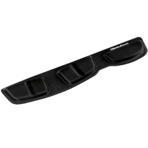 Fellowes Keyboard Palm Support with Microban Protection