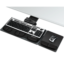 Fellowes Professional Series Executive Keyboard Tray