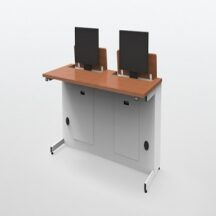 ISE Dual User Electric Desk