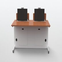 ISE Dual User Manual Desk