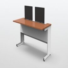 ISE Dual User Recessed Desk