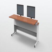 ISE Dual User Split Level Desk