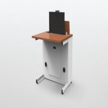 ISE Single User Manual Desk