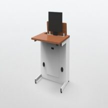 ISE Single User Single Screen Electric Desk
