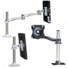 Richelieu Ergonomics Single Arm LCD Flat Panel Desk Mount
