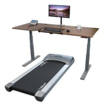 iMovr Olympus Treadmill Desk Workstation