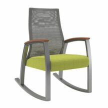 Allseating Foster Mesh Patient Rocker