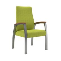 Allseating Foster Upholstered Patient Single