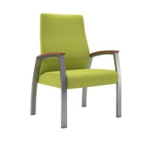 Allseating Foster Upholstered Patient Wide
