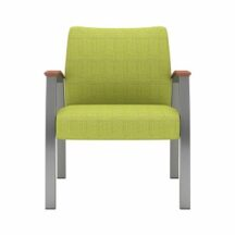 Allseating Foster Upholstered Tandem Wide Start Unit