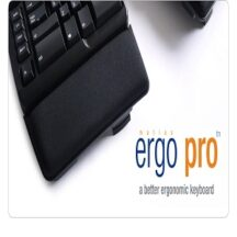 Matias Ergonomics Ergo Pro keyboard