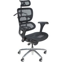 Moorecoinc Balt Butterfly Ergonomic Executive Office Chair