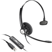 Plantronics Headsets Entera USB Series