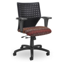 Seating Inc EDU2 Perforated Task Work Chair
