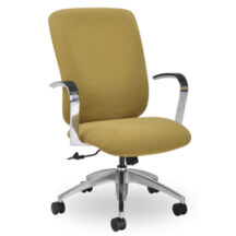 Seating Inc EDU2 Upholstered Swivel Chair