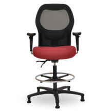 Seating Inc Grid Stools Casters and 4 Leg 300 Chair