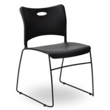 Seating Inc Indy Sled Base Stackable Chair