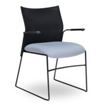 Seating Inc Jay Sled Base Stackable Chair