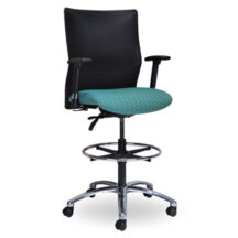 Seating Inc Jay Stools Casters Chair